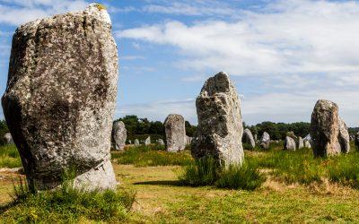 Les mythiques alignements de Carnac