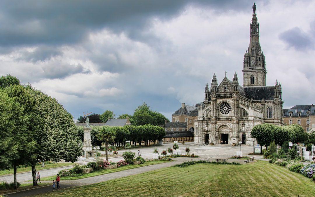 Sainte Anne d'Auray et sa basilique