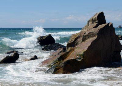 Sport sur la côte sauvage de Quiberon