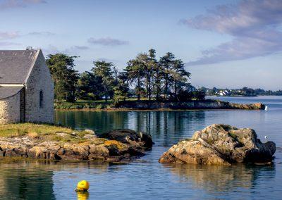 Séjour dans le golfe du Morbihan